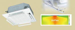 касетъчни климатизатори