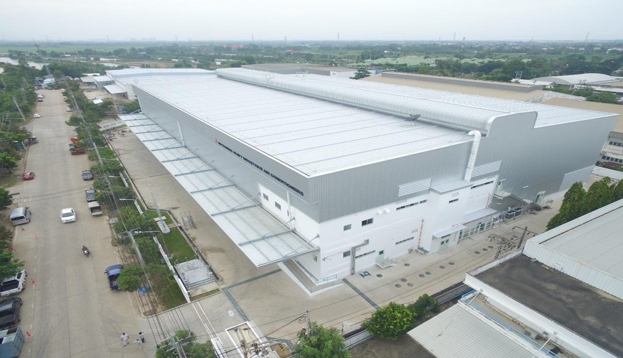 завод мако, maco, maco thailand, Къде се произвеждат климатиците mitsubishi heavy industries, климатици mitsubishi heavy