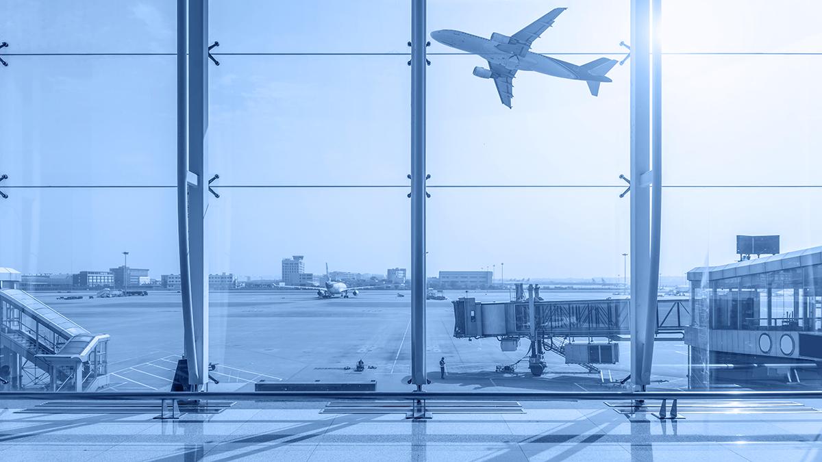 азия, авиационен център, летище, самолет, авиация
