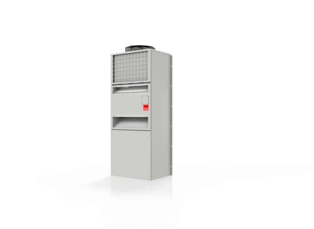 Shelter Cooling Wall Air