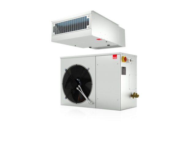 Shelter Cooling Split Air